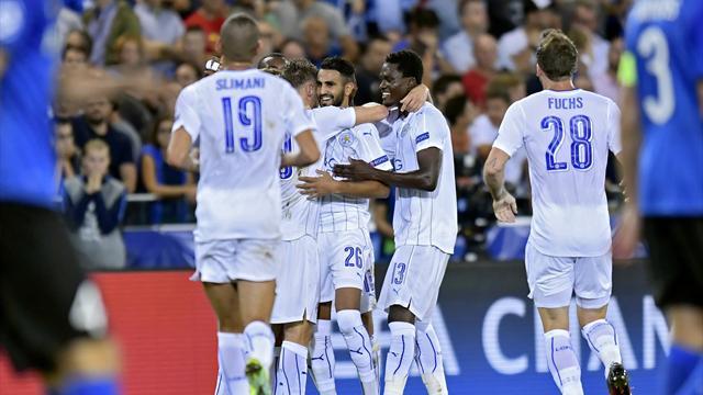 L'Europe sourit à Leicester, un peu moins à Porto