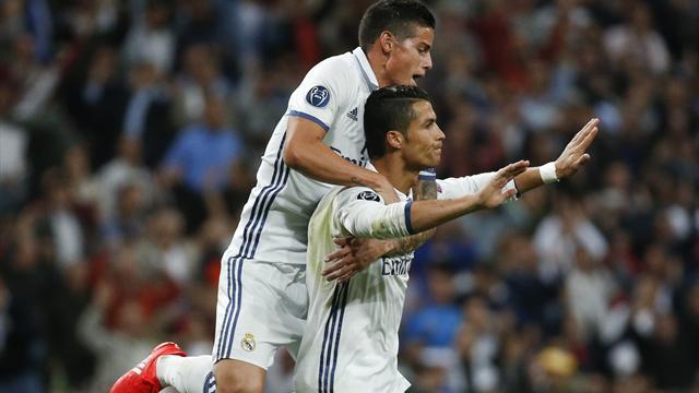 «Реал» сыграет против «Легии» без Модрича, но с Роналду