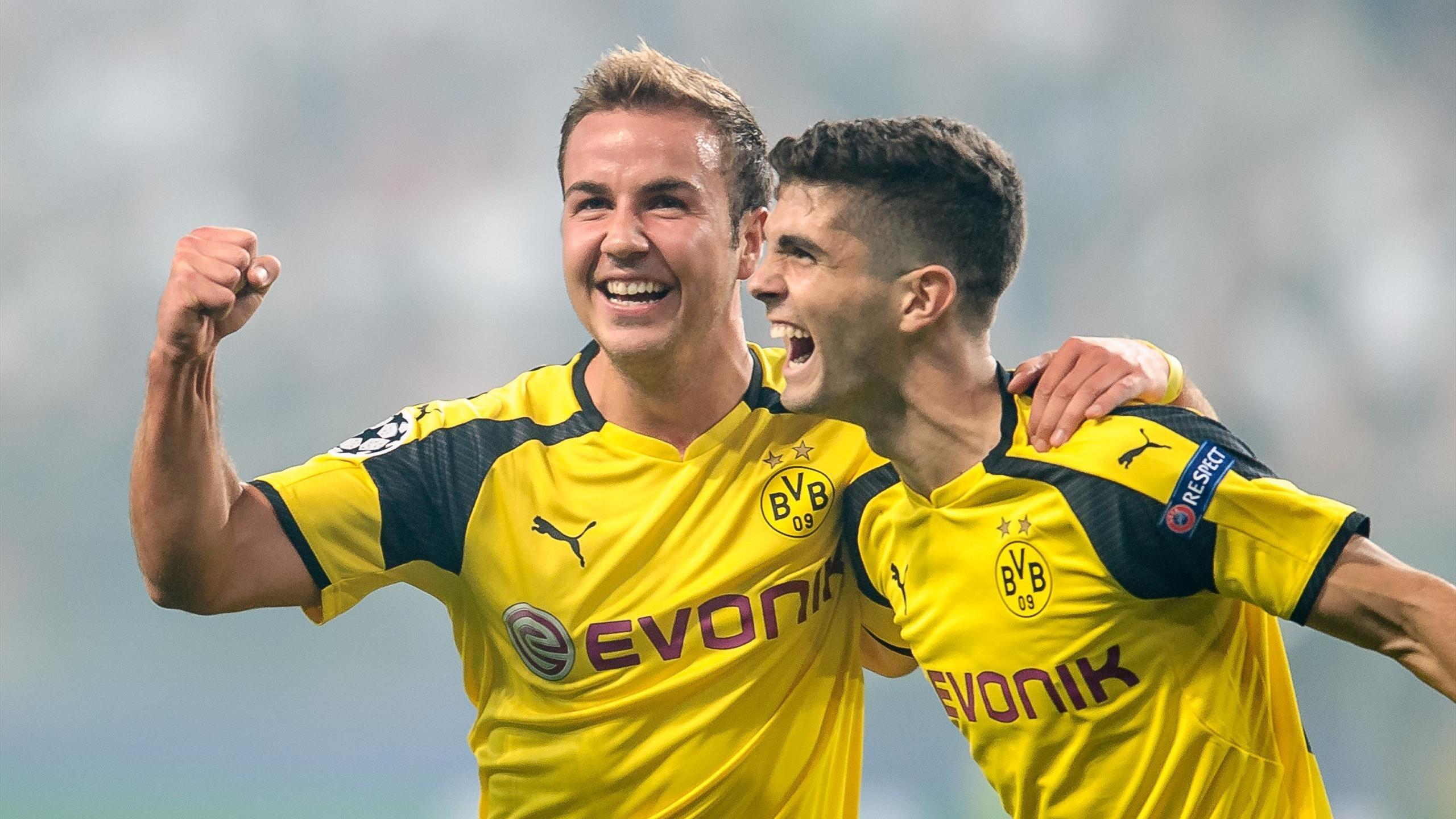 BoruГџia Dortmund Legia Warschau