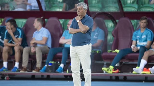 Луческу: «Мне не нравится, что наши игры часто судят московские арбитры»