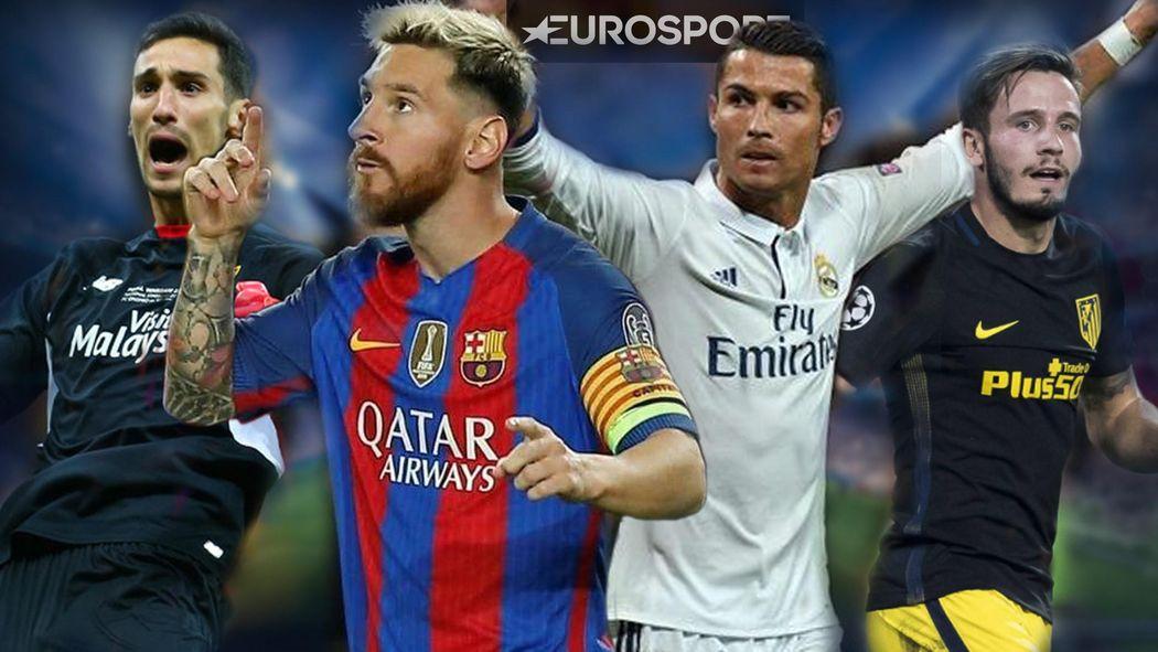 Ocho jugadores  on fire  y algunas consecuencias tras la primera jornada -  Champions League 2014-2015 - Fútbol - Eurosport Espana 7a631cb915356
