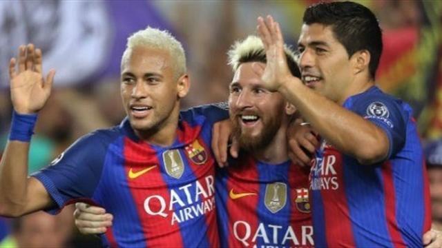Le Barça prévoit un budget record pour 2016-2017, près de 700 millions d'euros