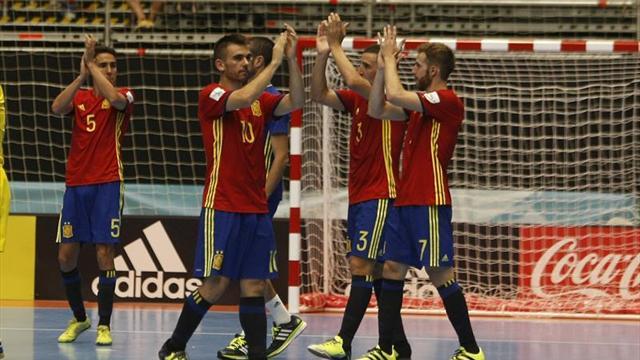Mundial Colombia 2016, Azerbaiyán-España: A octavos de final por la vía rápida (2-4)