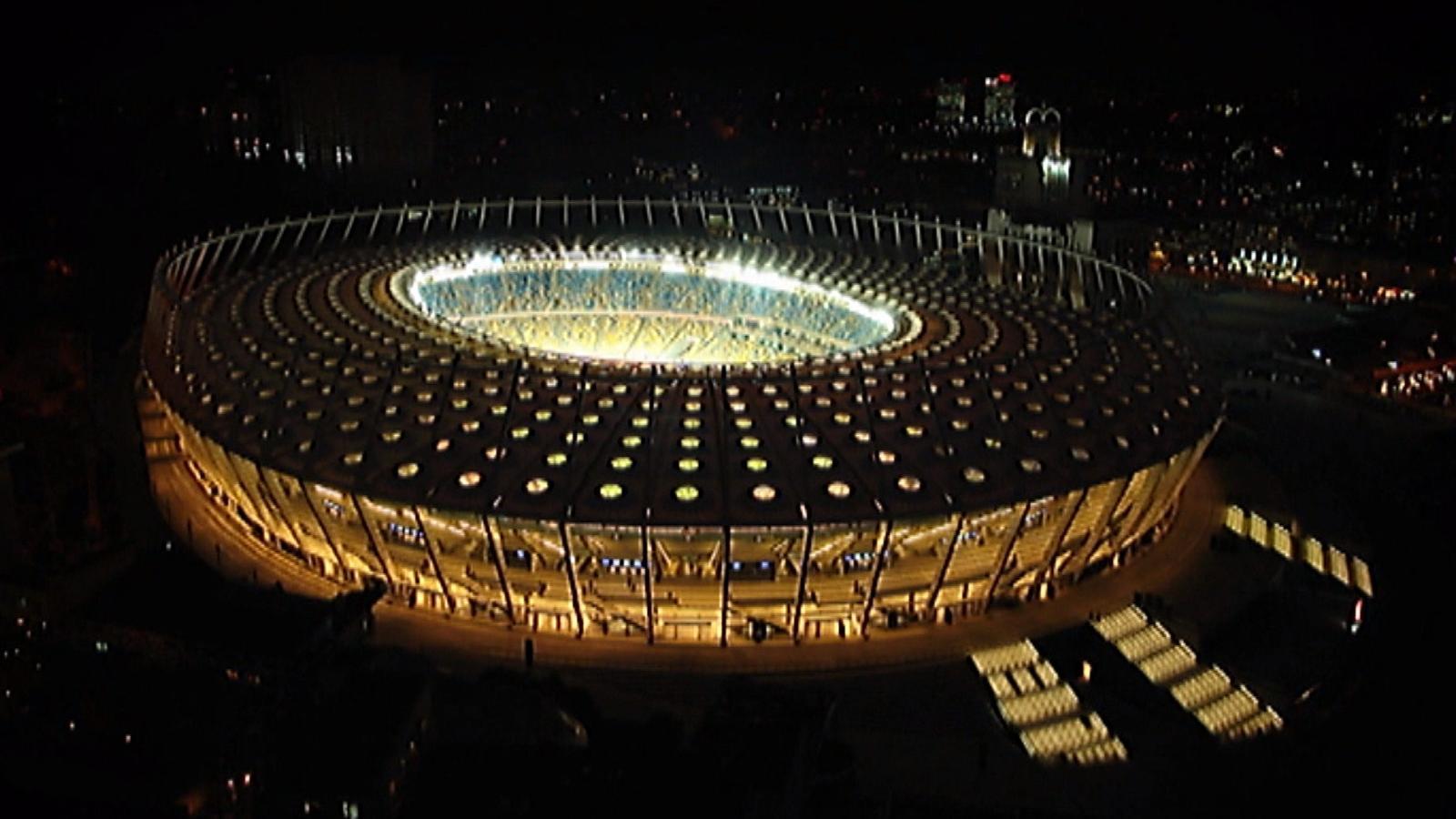 VIDEO - Kiev to host Champions League Final in 2018 - Champions League - Video Eurosport