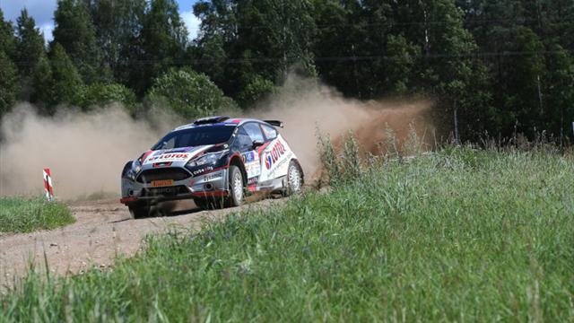 Каетанович обеспечил себе чемпионство ERC
