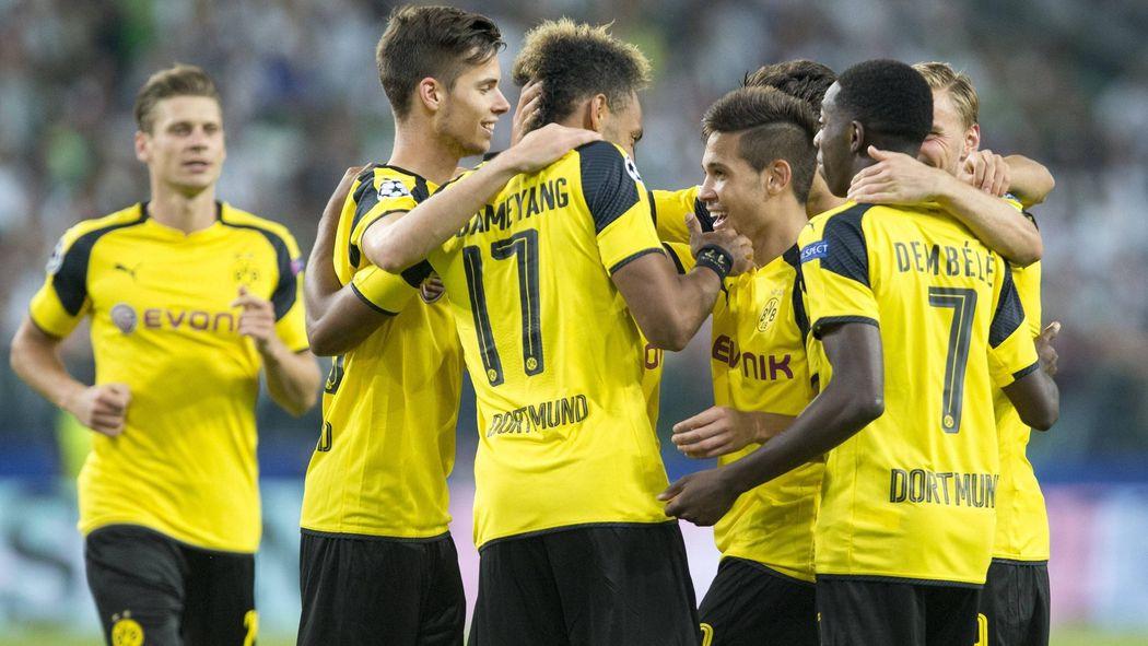 Borussia Dortmund Gegen Real Madrid So Seht Ihr Die Champions