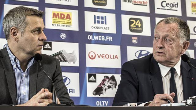 """""""Ancelotti nous a dit que Bruno était un garçon de qualité"""" : Aulas répond au Genesio bashing"""