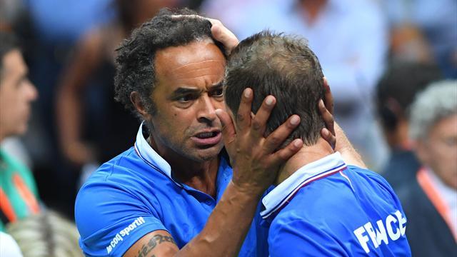 """""""En prenant Gasquet, le message est qu'il veut trois joueurs de simple"""""""