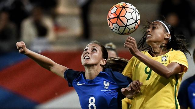 Pour la première d'Echouafni, les Bleues se contentent du nul face au Brésil