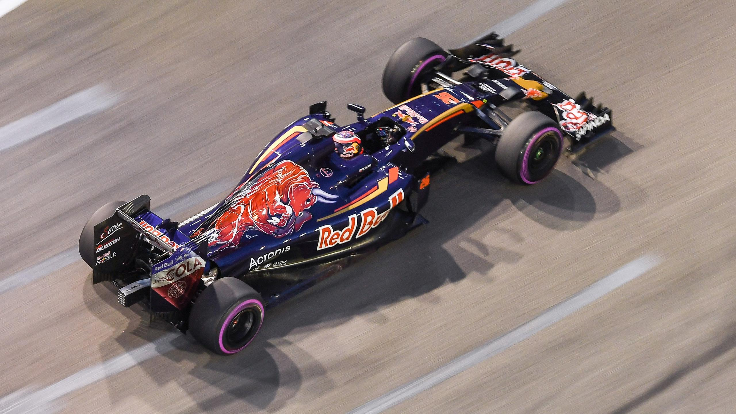 Daniil Kvyat (Toro Rosso) - GP of Singapore 2016