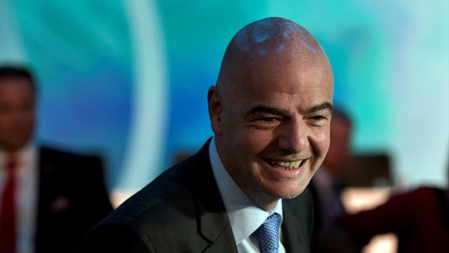 Инфантино уволил следователей ФИФА, которые вели дело против него