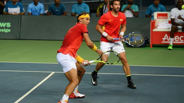 Rafa Nadal y Marc López jugarán en diciembre el dobles en los Campeonatos de España