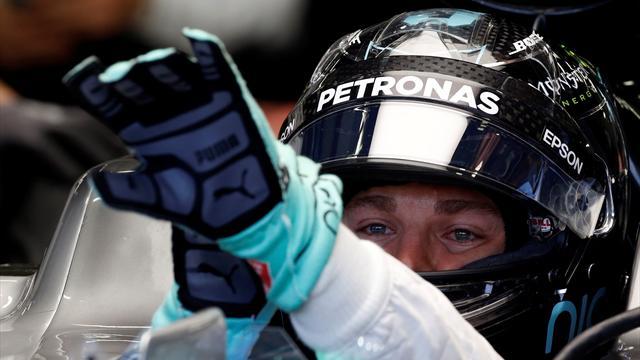 Lewis Hamilton admits Nico Rosberg deserved Singapore GP win