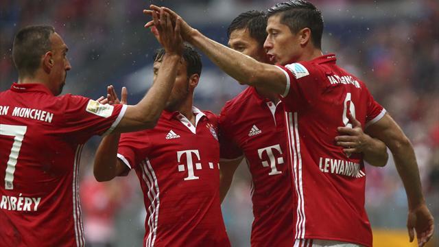 El Bayern de Ancelotti sigue sin fallar ni ceder el liderato