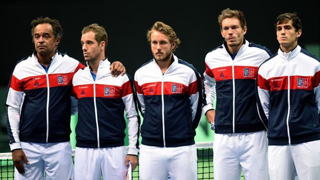 Nouvelle polémique en vue pour le tennis français — Noah-Monfils
