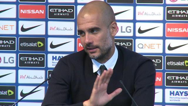 Guardiola : «De Bruyne est juste derrière Messi»