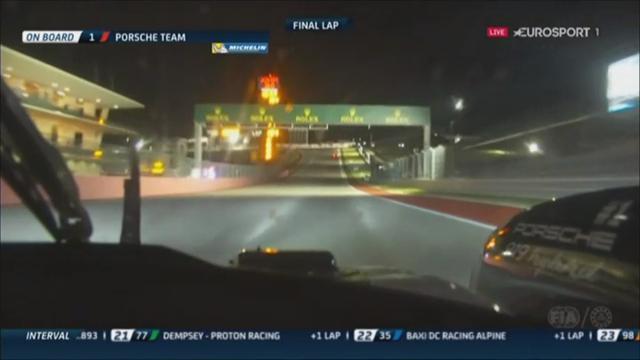 WEC in Austin - Porsche-Team feiert dritten Erfolg