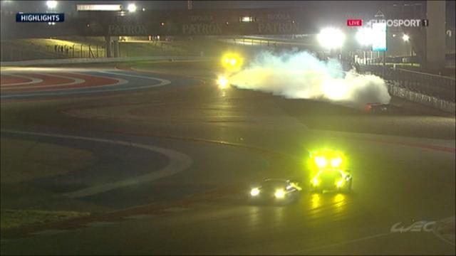 Alle Highlights: Porsche siegt beim WEC-Rennen in Austin