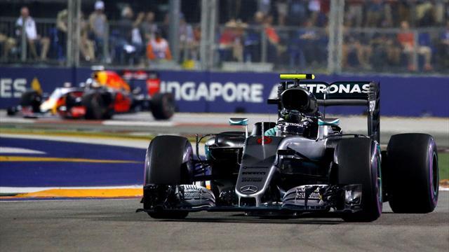 Almanya Grand Prix'si resmen çıkarıldı
