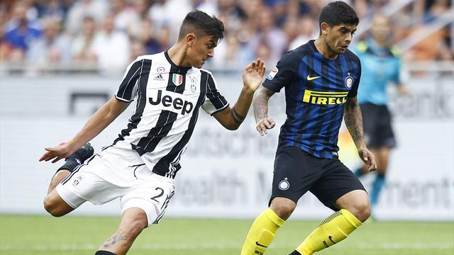 Le pagelle di Inter-Juventus 2-1
