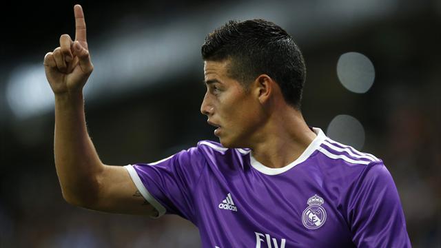 Унижающий финт Хамеса, после которого непонятно, почему Зидан держит его в запасе «Реала»