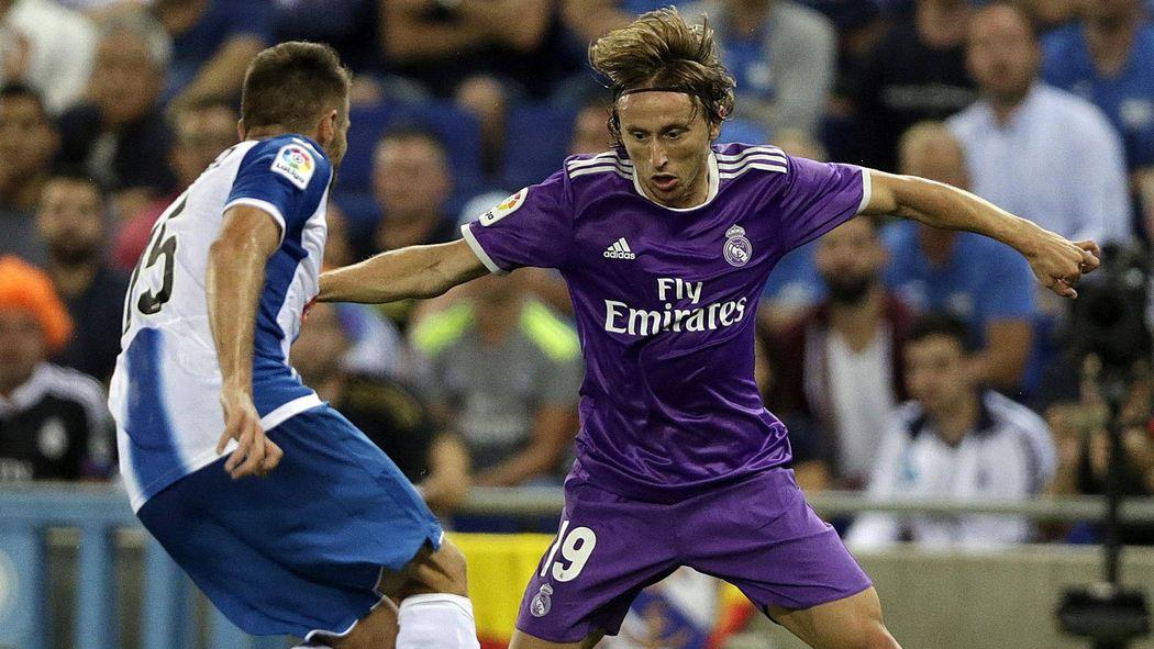 Luka Modric Injury Adds To Real Madrid Problems Liga 2016 2017
