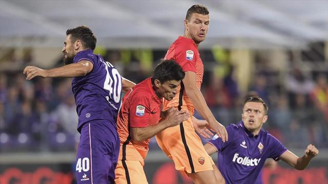 Dove guardare Roma-Fiorentina in diretta streaming e tv