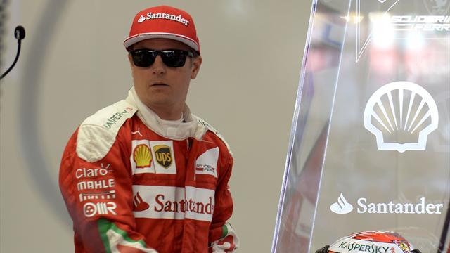 """Raikkonen: """"Ferrari, ottimo inizio. Le nuove macchine mi piacciono"""""""