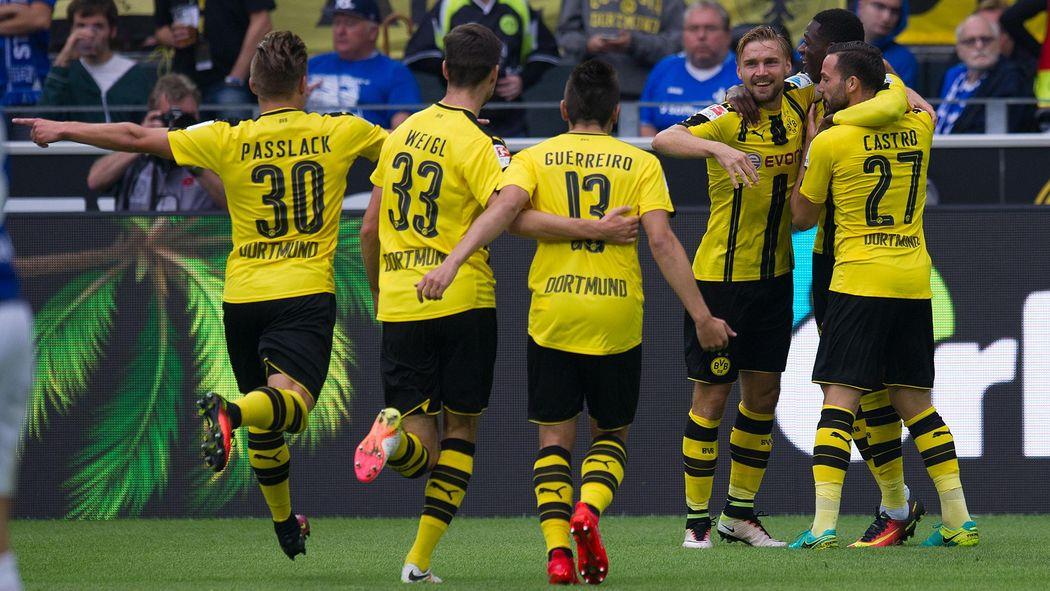 Bvb Erstmals Auf Platz Zwei Der Ewigen Bundesliga Tabelle