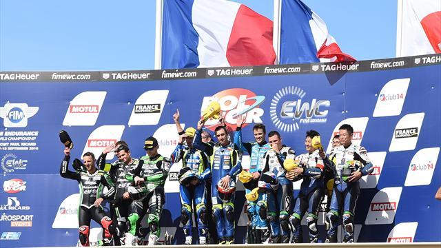 Moto Ain CRT wins EWC Dunlop Independent Trophy
