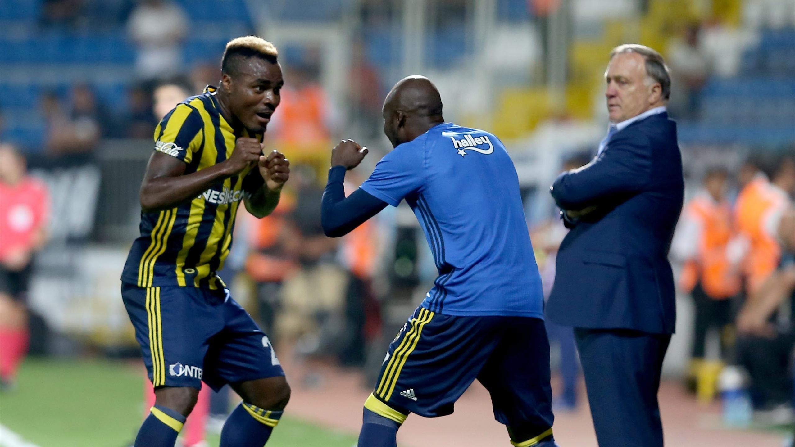Kasımpaşa - Fenerbahçe (Emenike - Sow)