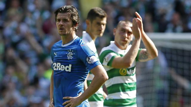 EFL revamp leaves Celtic and Rangers out in the cold