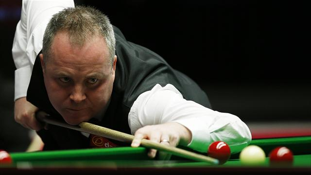 John Higgins downs Judd Trump to set up Ding Junhui semi-final