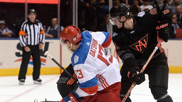 Сборная России обыграла молодежную команду Северной Америки