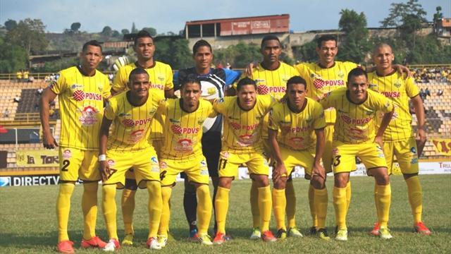 Вооруженные даже гранатами злоумышленники держали взаложниках иограбили игроков венесуэльского клуба