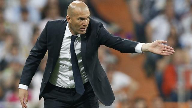 En 9 mois, Zidane a déjà établi un record historique avec le Real