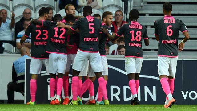 Toulouse reste en haut de l'affiche, Lille plonge encore