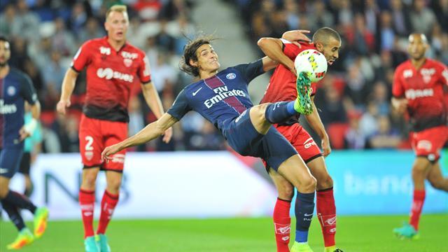 PSG – Dijon EN DIRECT