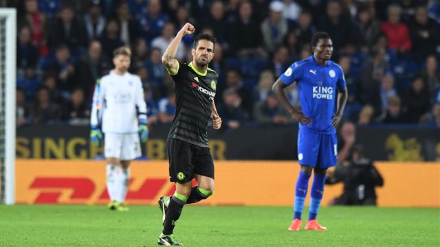 Chelsea a renversé Leicester pour se remettre la tête à l'endroit