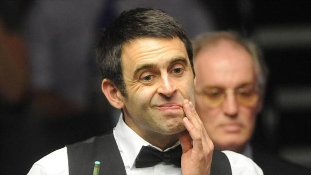 Returning Ronnie O'Sullivan rallies to beat Liang Wenbo