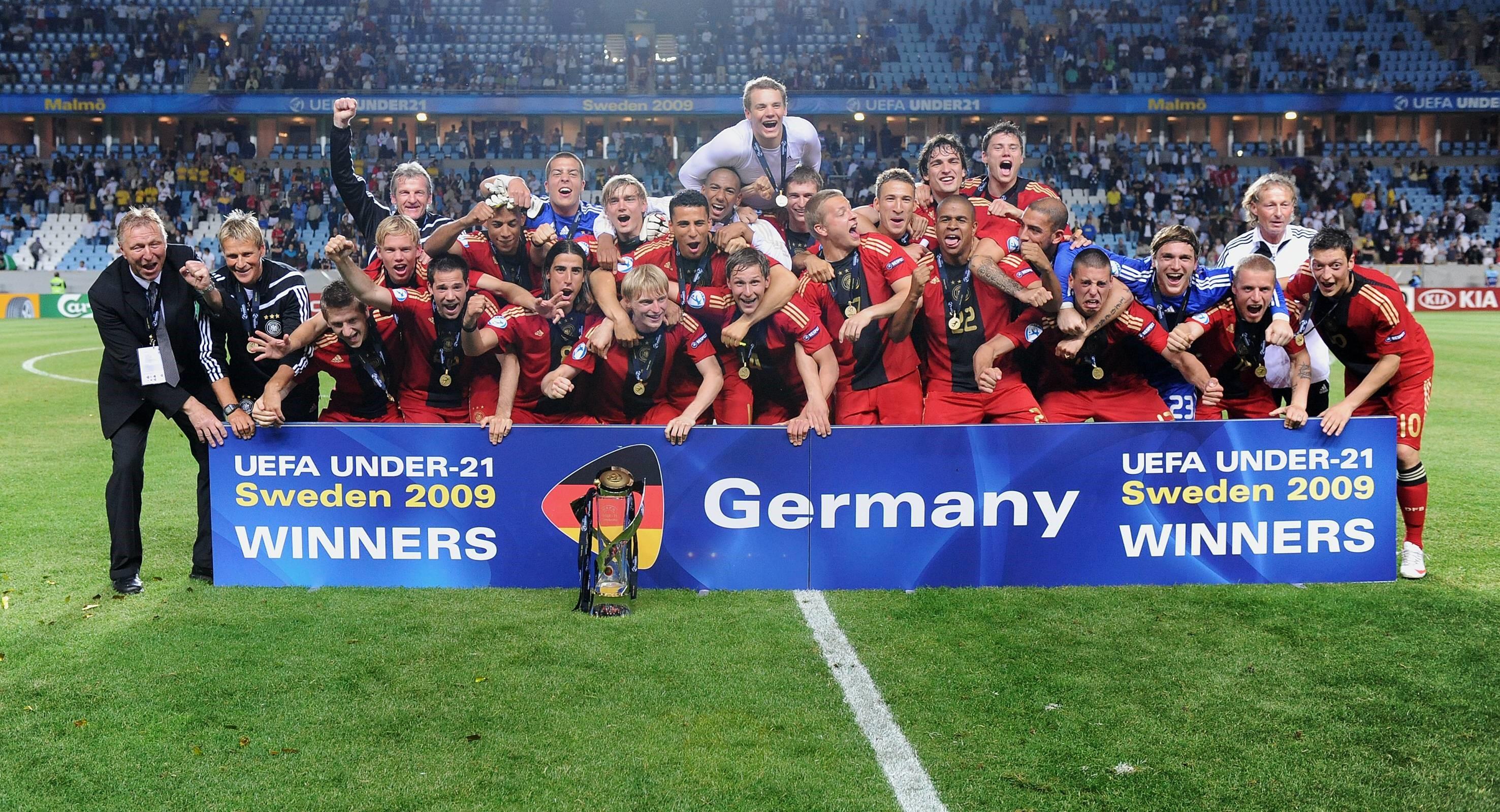 Германия U-21 2009