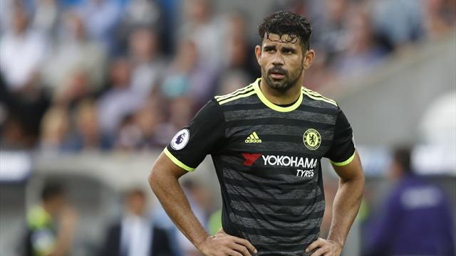 Диегу Коста поновому договору с«Челси» заработает 65 млн фунтов?