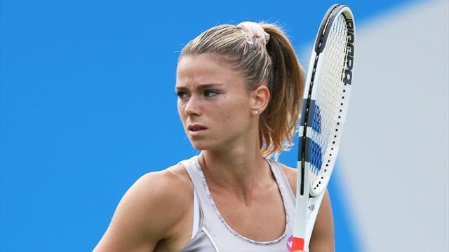 Camila Giorgi, bell'esordio contro la Lepchenko a Hertogenbosch