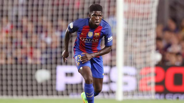 Umtiti, CR7, Barça : les 5 choses à retenir de la 10e journée de Liga