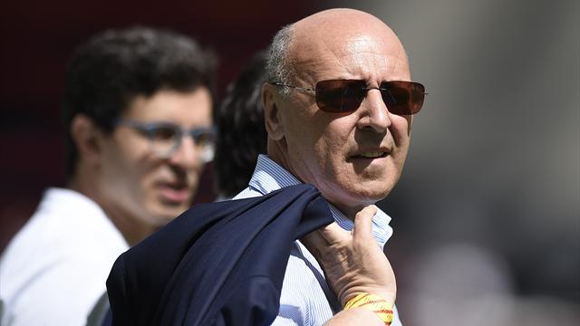 """Marotta: """"Adesso vogliamo vincere la Champions; avanti con Allegri"""""""