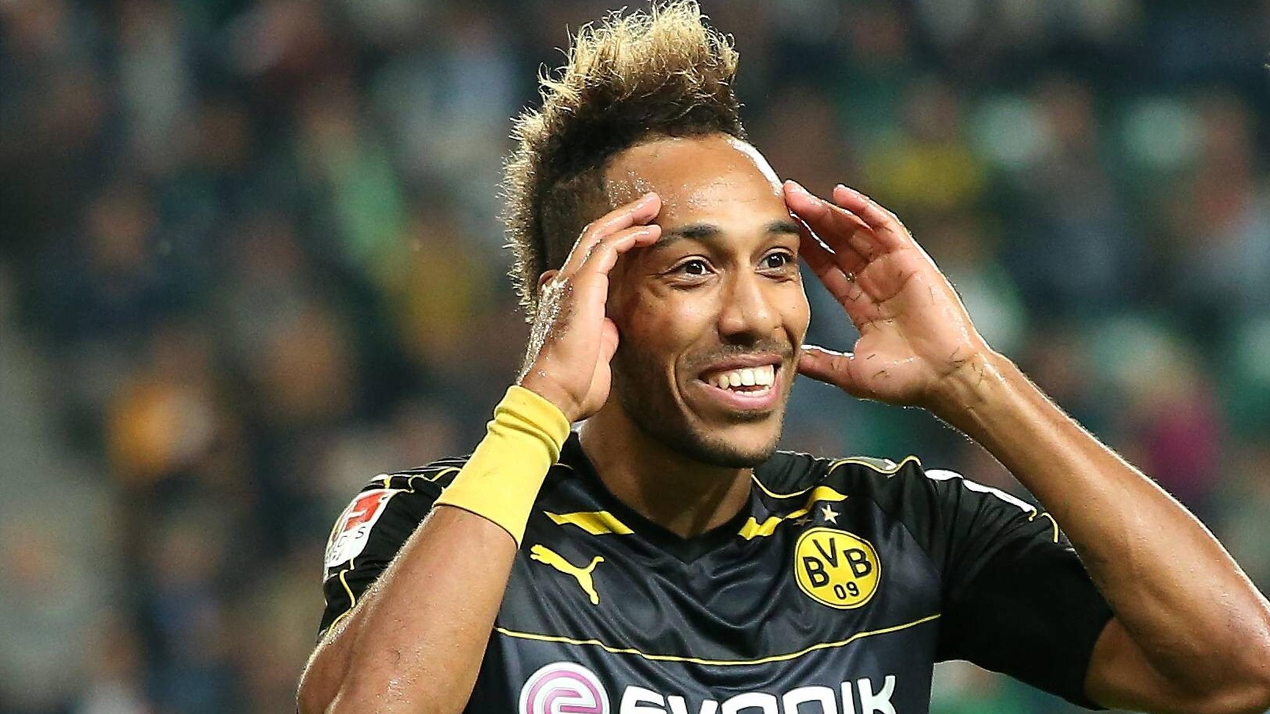 Pierre-Emerick Aubameyang (Borussia Dortmund) 2016/17