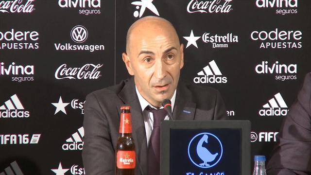 Valencia sack coach Ayestaran after torrid start