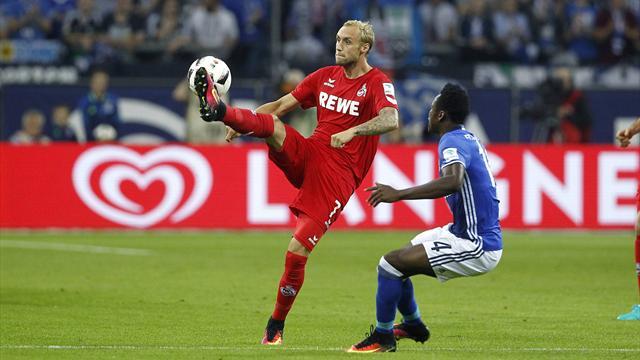 Viertes Spiel, vierte Niederlage: Schalke im Tabellenkeller