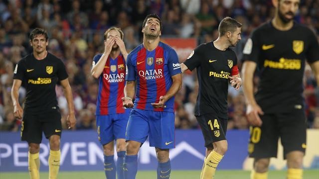 Un choc Atletico-Barça en demi-finale