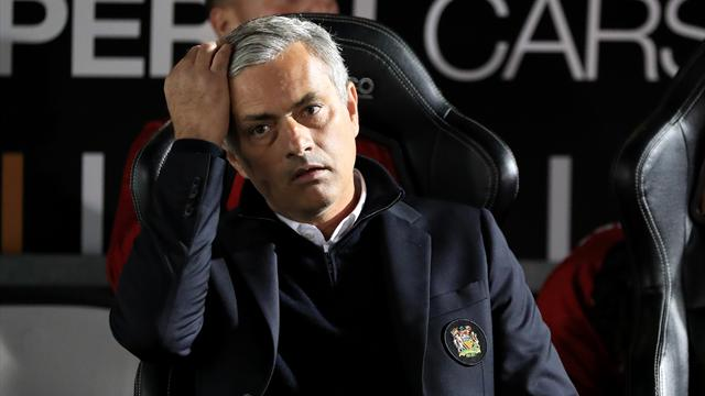 FA 'asks Mourinho to explain comments about referee Anthony Taylor'